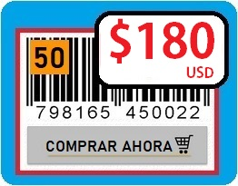 codigo de barras International